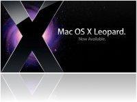 Apple : Léopard est là… - macmusic