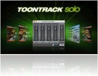 Plug-ins : Toontrack Solo and SoundMover - macmusic