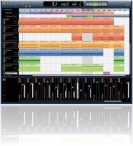 Music Software : Review : Steinberg's Sequel, entry-level DAW - macmusic