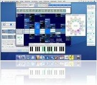 Logiciel Musique : Cognitone propose des logiciels d'aide à la composition - macmusic