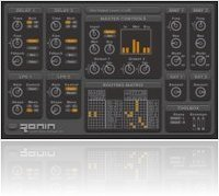 Plug-ins : Audio Damage unveils Ronin multi-fx - macmusic