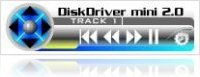Music Software : DiskDriver mini updated to v3.3 - macmusic