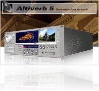 Plug-ins : Altiverb 5 released ! - macmusic