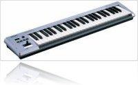 Computer Hardware : Edirol debuts two new keyboard controllers - macmusic