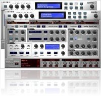 Instrument Virtuel : Ravity AudioUnits pour Mac - macmusic