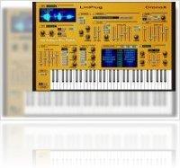 Virtual Instrument : CronoX3 details - macmusic