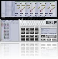 Virtual Instrument : GURU Sampling Beat Box v1.0 - macmusic