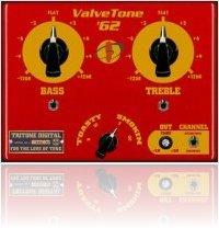 Plug-ins : Valvetone Mac Update 1.2 - macmusic