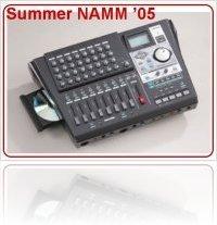 Matériel Audio : Portastudio DP-01FX/CD Tascam - macmusic