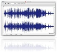 Music Software : Wave editor beta version - macmusic