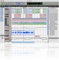 Music Software : Pro Tools TDM updated - macmusic