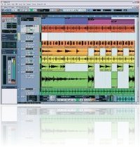 Music Software : Cubase SX-SL updated to v3.1 - macmusic