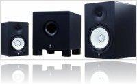 Audio Hardware : New Yamaha HS monitors - macmusic