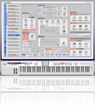 Virtual Instrument : New Purity by Luxonix - macmusic