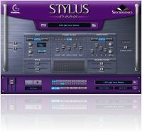 Instrument Virtuel : Stylus RMX en version 1.5 - macmusic