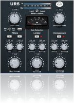 Plug-ins : URS Classic Console Compressor Bundle - macmusic