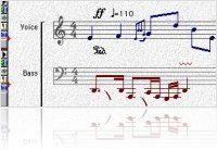 Music Software : Harmony and Melody updated - macmusic