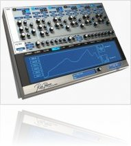 Virtual Instrument : Rob Papen Blue updated to v1.1 - macmusic