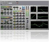 Plug-ins : Channel Strip for Pro Tools 7 - macmusic