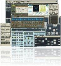 Music Software : Native Instruments & Intel-Macintosh - macmusic