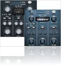 Plug-ins : URS Classic Console Compressors Audio Units v1.0 - macmusic