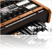 Music Hardware : Creamware B4000 Organ - macmusic