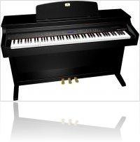 Matériel Musique : Behringer sort des pianos electroniques - macmusic