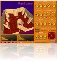 Plug-ins : RaySpace available for OSX - macmusic