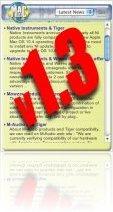 440network : Le Widget MacMusic 1.3 corrige le bug des URLs - macmusic