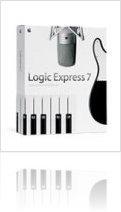 Music Software : Logic Express for Mac-Intel - macmusic