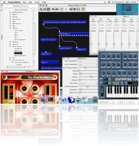 Music Software : Bidule for MacIntel now - macmusic