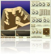 Plug-ins : RaySpace gets a new user interface - macmusic