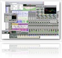 Music Software : Pro Tools LE & MP updated to v7.0cs5 - macmusic