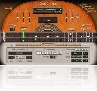 Virtual Instrument : Real Guitar 2.0 for Mac OS X available - macmusic