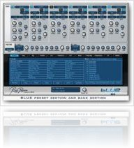 Instrument Virtuel : Rob Papen met à jour Blue en 1.5 - macmusic