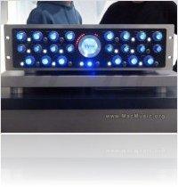 Audio Hardware : Elysia Alpha compressor: blue and beautiful - macmusic