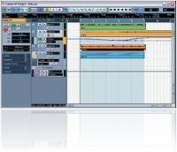 Music Software : Cubase SE goes to v3.0.3.658 - macmusic