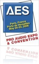 Event : AES Paris 2006 website - macmusic