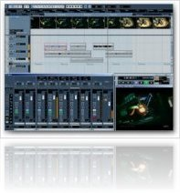 Music Software : Nuendo goes to v3.2.1 - macmusic