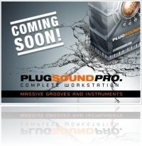 Virtual Instrument : Plugsound PRO soon available - macmusic