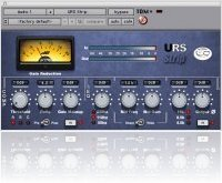 Plug-ins : URS releases Classic Console Strip - macmusic