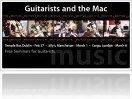 Apple : Les guitaristes, le Mac, en juin et juillet - macmusic