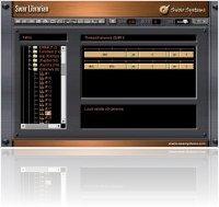 Virtual Instrument : Swar updates and goes Intel - macmusic