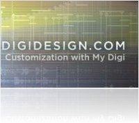 Industry : Digidesign lauches revamped web site - macmusic