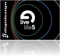 Music Software : Free upgrade for Ableton Live Lite users - macmusic