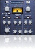 Plug-ins : URS 1975 Classic Compressor - macmusic