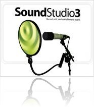 Music Software : Sound Studio jump to v3.0.4 - macmusic