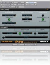 Plug-ins : Neyrinck SoundCode DTS pour Pro Tools - macmusic