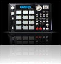 Matériel Musique : Une Akai MPC 500 pour la route - macmusic
