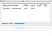 Music Software : Free compression utility - macmusic